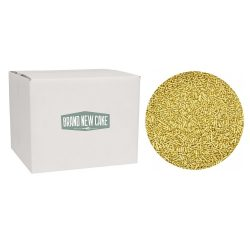 BrandNewCake Sugar Strands Metallic Goud 10kg