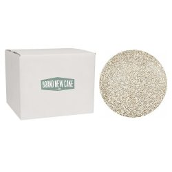 BrandNewCake Sugar Strands Metallic Zilver 10kg